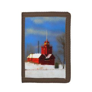 Stor röd fyr, Holland, MI