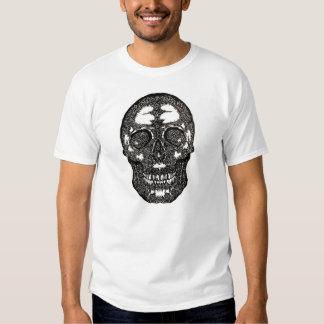 Stor skalleT-tröja Tee Shirts