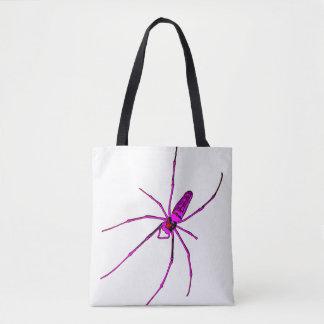 Stor spindel tygkasse