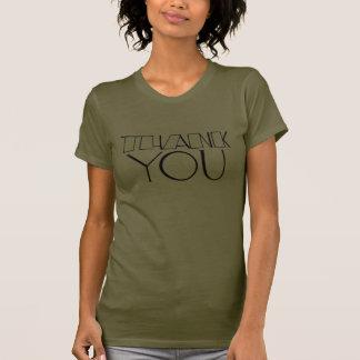 Stor T-tröja för tackvitdamer Tröjor