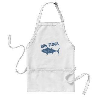 Stor tonfisk förkläde