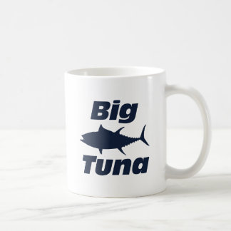 Stor tonfisk kaffemugg