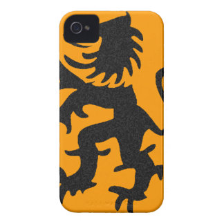 Stor våldsam lejon iphone case iPhone 4 Case-Mate case