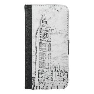 Stora Ben iPhone 6/6s Plus Plånboksfodral