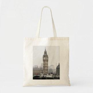 Stora Ben London (akvarellen) Tygkasse