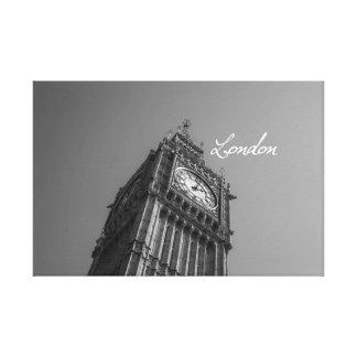 Stora Ben London Canvastryck