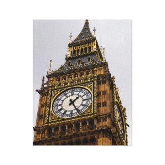 Stora Ben, London Canvastryck