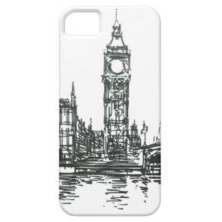Stora Ben, London iPhone 5 Case-Mate Fodral