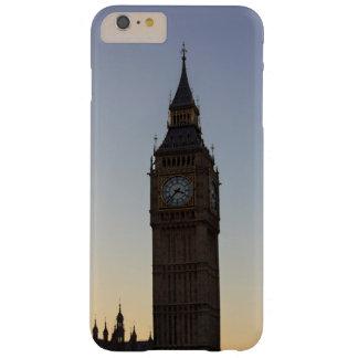 Stora Ben på solnedgångtelefonfodral Barely There iPhone 6 Plus Skal