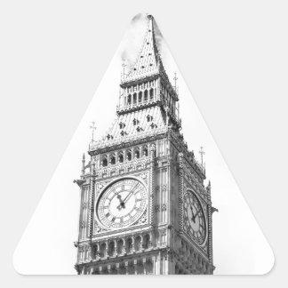 Stora Ben Triangelformat Klistermärke