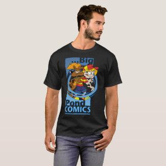 Stora dammtecknader - manar T-tröja T Shirts