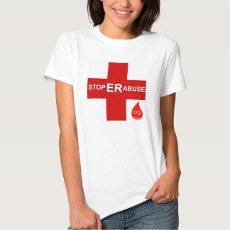 Stora kvinna T-tröja Tshirts