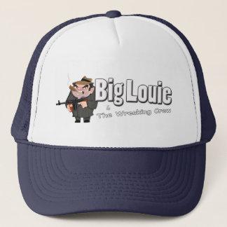 Stora Louie & den haverera besättningtruckerkepsen Keps