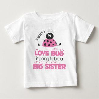 Storasyster för rosakärlekkryp tröjor