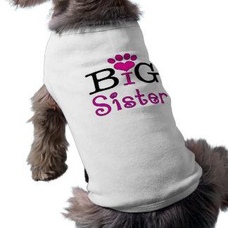 Storasyster - hund tröja