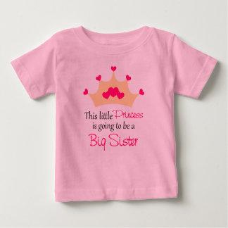 Storasyster som är Princess Personifiera T Skjorta Tee Shirt