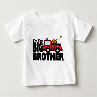 Storebrodern avfyrar lastbilen t-shirt