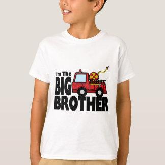 Storebrodern avfyrar lastbilen t shirts