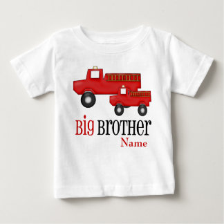 Storebrodern avfyrar lastbilpersonligskjortan t shirts