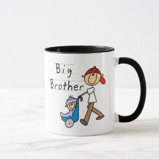 Storebror med lite brodern