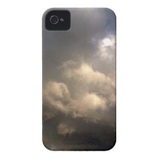 Stormig molnblackberry fodral iPhone 4 skal