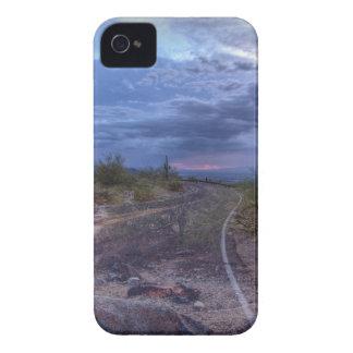 Stormig väg iPhone 4 case