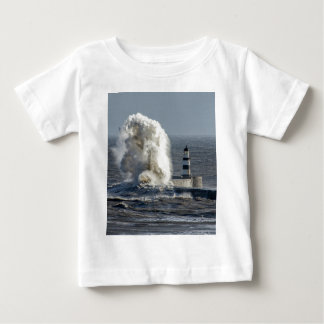 Stormiga hav på Roker Tee Shirt
