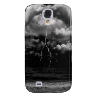 stormigt havsSpeckfodral Galaxy S4 Fodral