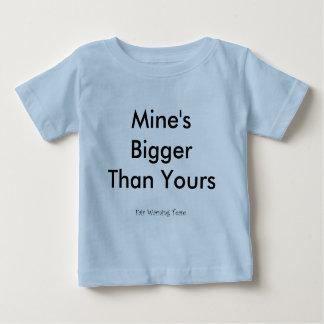 Större mines än Din T-shirt
