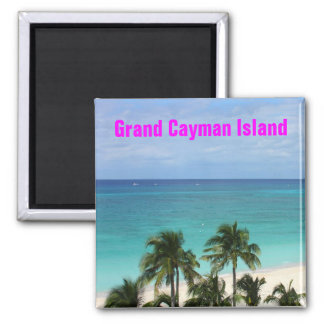 Storslagen Caymanmagnet Magnet
