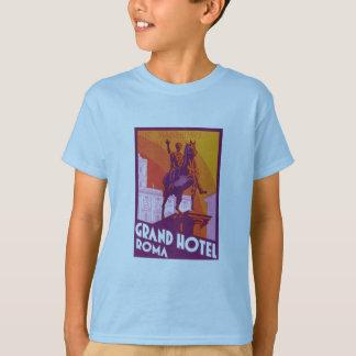 Storslaget hotell Roma T-shirts