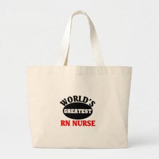 StörstaRN-sjuksköterska Tygkasse