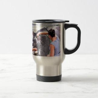 Stort besvära segrar de 100. Sanford insatserna Kaffe Mugg