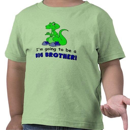 Stort Broder-till-Var T Shirt