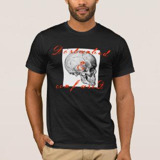 Stört & förvirrat tee shirts