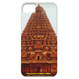Stort tempel iPhone 5 cover