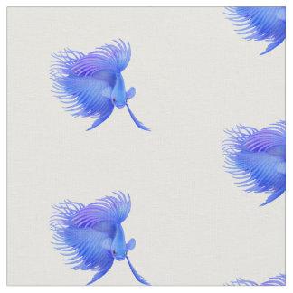 Stort tyg för fisk för blåttBetta stridighet