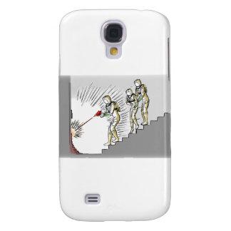 Stöt Sci-Fi Galaxy S4 Fodral
