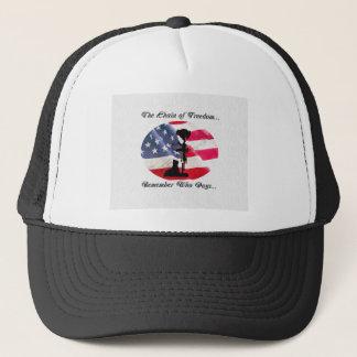 Stötta för våra veteranskjortor, och annat keps