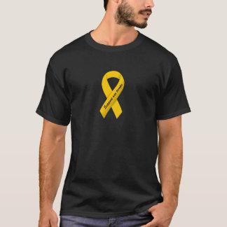Stötta våra soldater t shirt
