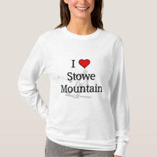Stowe berg t-shirts