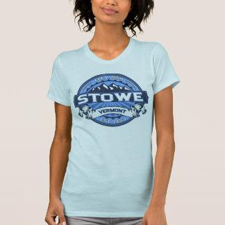 Stowe logotypblått tee shirts