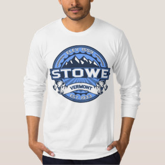 Stowe logotypblått tröjor