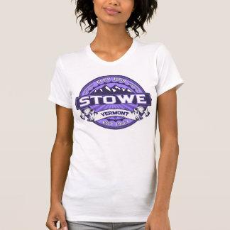 Stowe logotyplilor t-shirt
