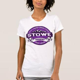 Stowe logotyplilor t-shirts