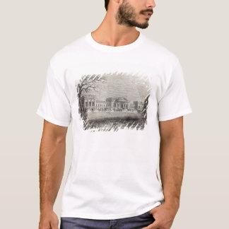 Stowe - trädgården beklär t shirts