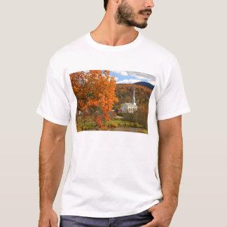 Stowe Vermont i höst T-shirt