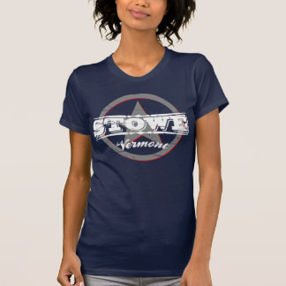 Stowe vintagelogotyp t shirt