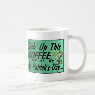 StPat1 Kaffemugg
