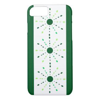 Strålar i grönt och grönt